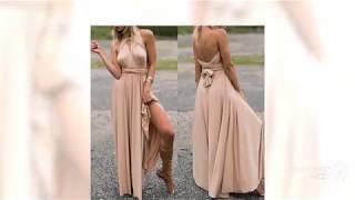 Одежда с Aliexpress - Платье подружки невесты AliExpress