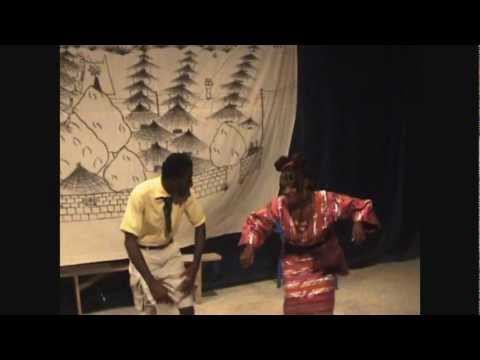 African Dance Drama-The Dilemma of Olufunmi (NCCF Zamfara, Nigeria)