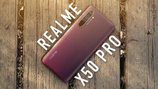 ATENTO a lo nuevo de Realme: así es el Realme X50 Pro 5G