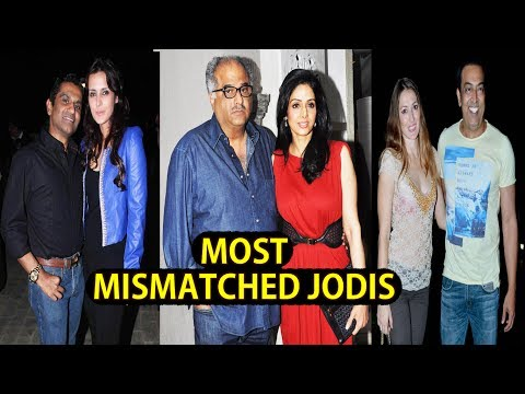 Thumbnail: Top 10 Most Mismatched Jodis of Bollywood