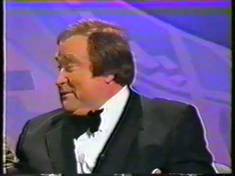 Bernard Manning - The Wogan Show - Clive Anderson As Host