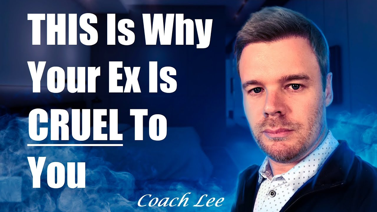 Why Is My Ex So Mean To Me?