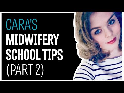 10 THINGS NOT TO SAY AT MIDWIFERY INTERVIEWS! Cara Vlog #2