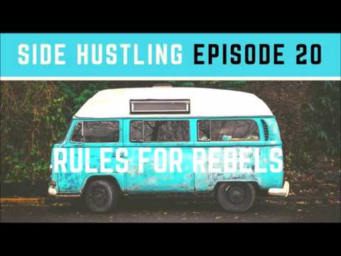 Side Hustling Ep. 20: Teenage High School Student Creates a $400+ Per Month Passive Income