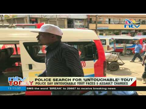 Police deny links to and protection of 'untouchable' tout