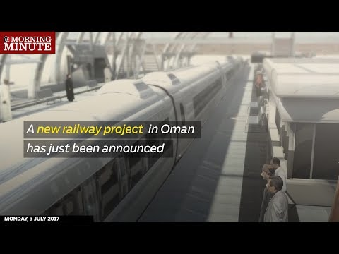 A new railway project in Oman has just been announced