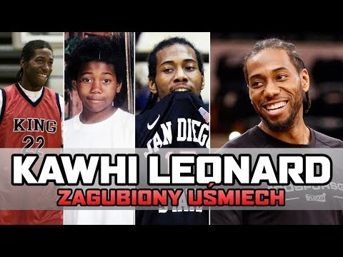 KIM JEST KAWHI LEONARD? ► NBA po POLSKU