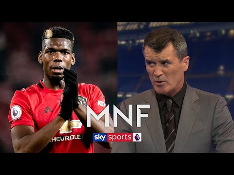 Keane, Neville And Carragher Discuss Whether Man Utd Should Keep Or Sell Paul Pogba | MNF