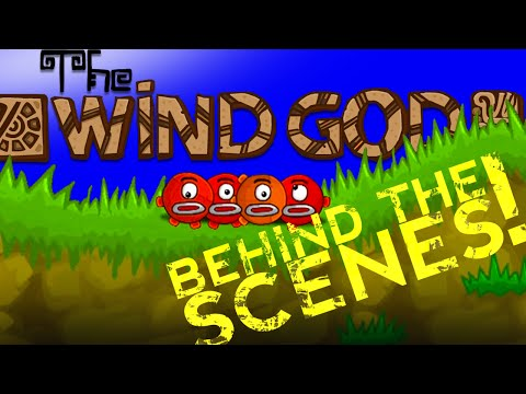The Wind God mobile game development: Behind the scenes