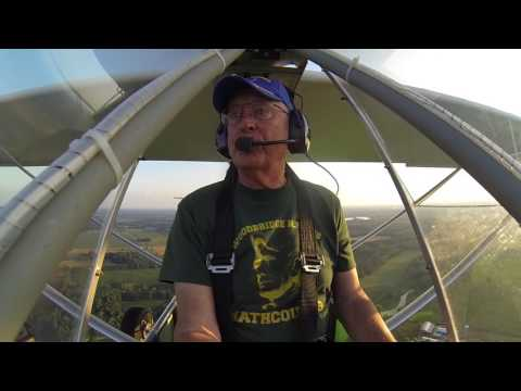 Excalibur Aircraft - Phil shows off his plane for sale