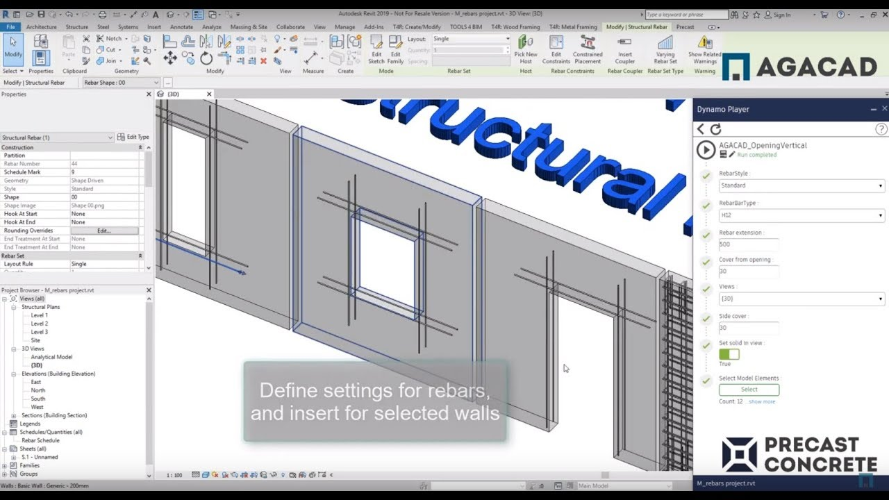 AGACAD TOOLS4BIM - BIM Software & Autodesk Revit Apps T4R