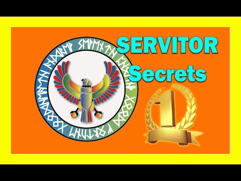 Servitors - Create  extremely Powerful servitors that give you 10x the Results!