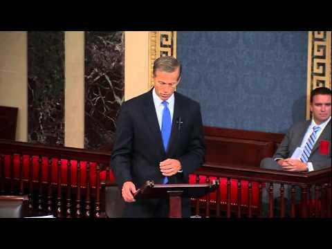 Thune Pays Tribute to South Dakota's 125th Anniversary on Senate Floor