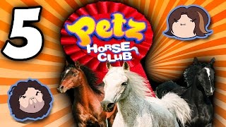 Petz Horse Club: Stranger Danger - PART 5 - Game Grumps
