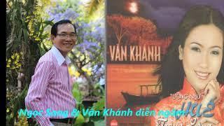 HUYỆT SÂU LIỆM TÌNH 😪 Nguyễn Ngọc René - Ngọc Sang & Vân Khánh diễn ngâm