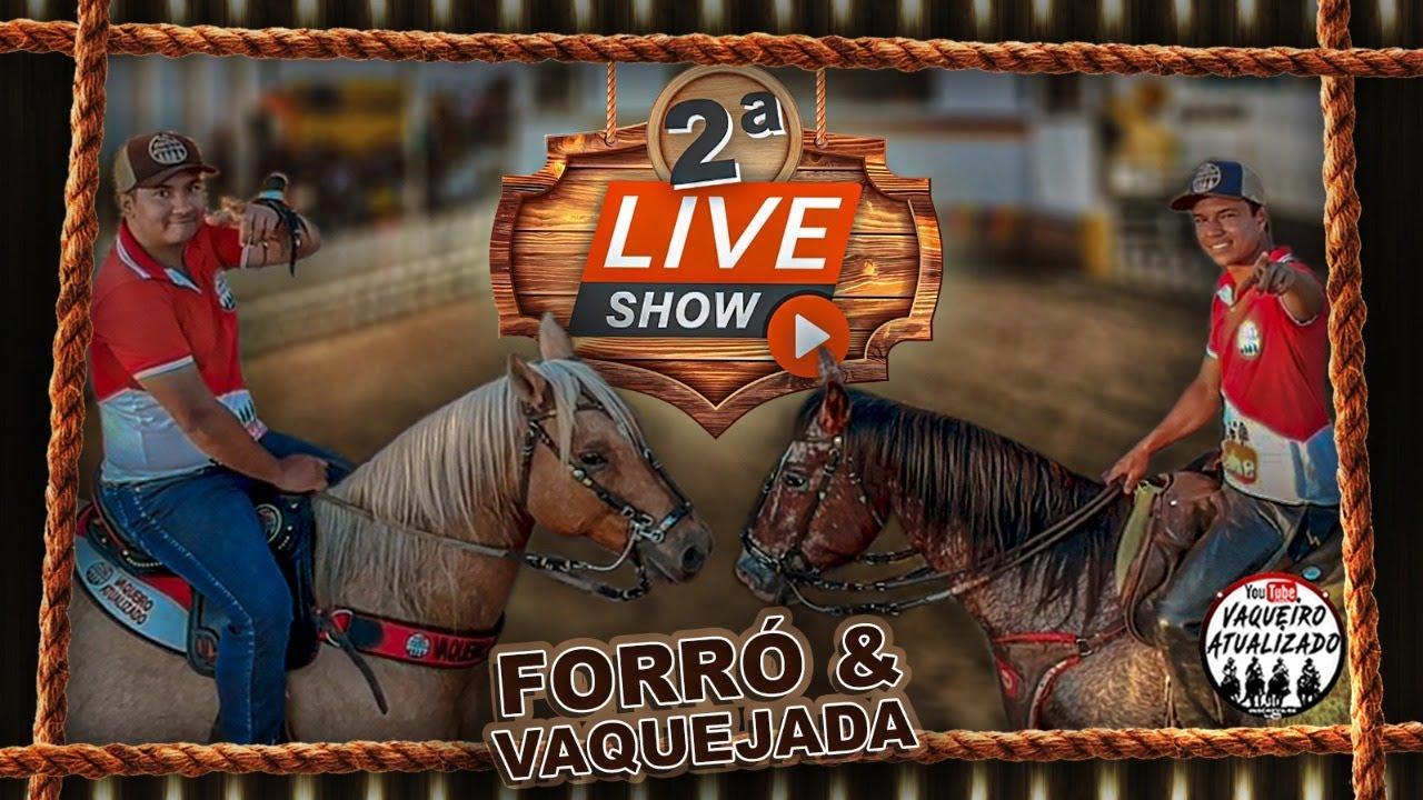 2º Live Show Magno Rocha - Forró e Vaquejada