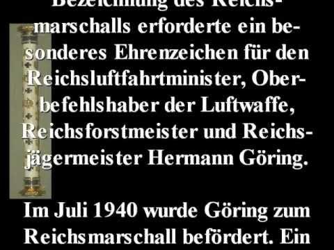Marschallstab Hermann Görings