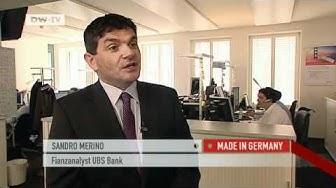 Schweiz - die Last der starken Währung | Made in Germany