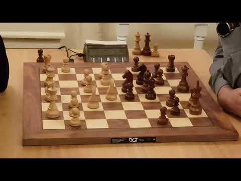 Tal Memorial blitz 2018: Kramnik vs Anand