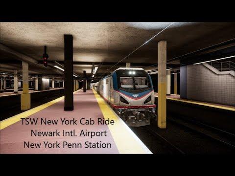 first-look-train-sim-world-new-york-newark-international-airport-to-new-york-penn-cab-ride!