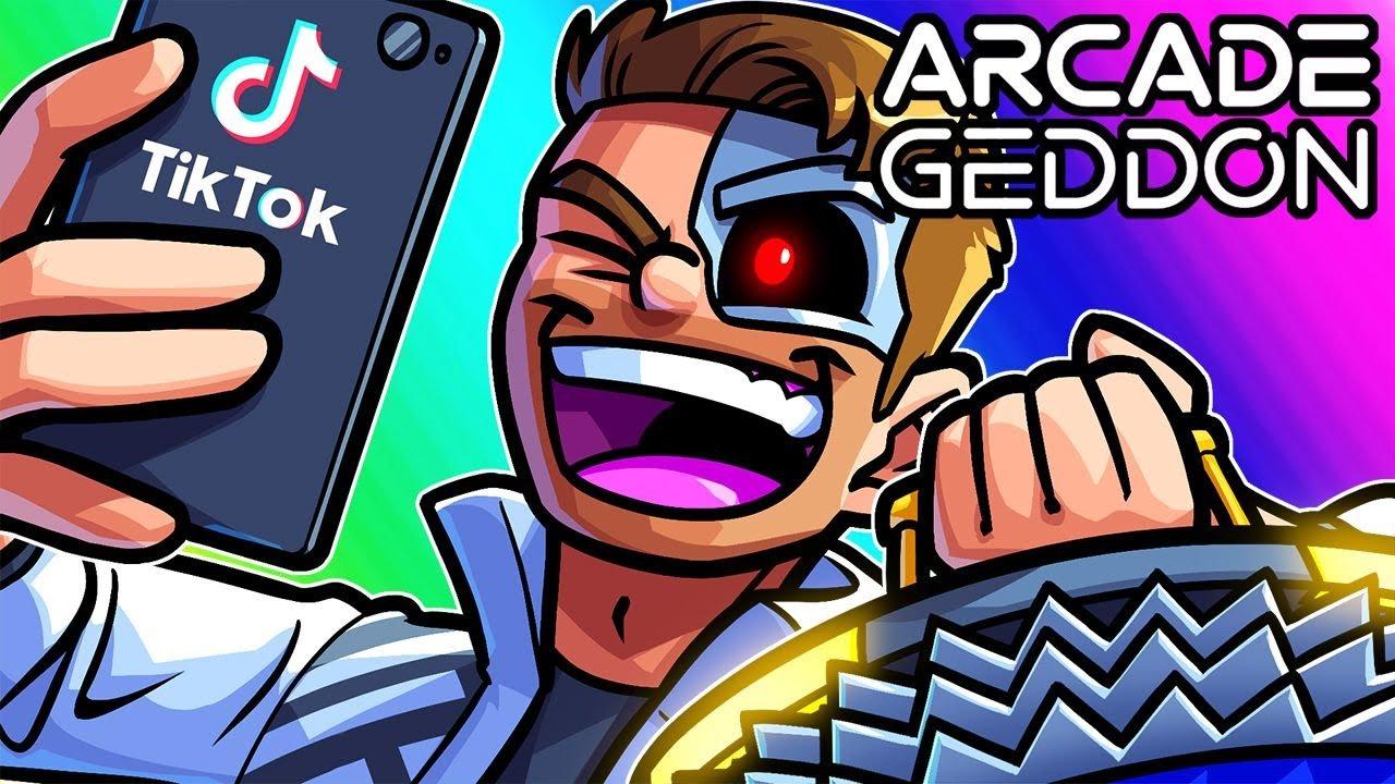 Arcadegeddon Funny Moments - Your Basic TikTok Twitch Streamers!
