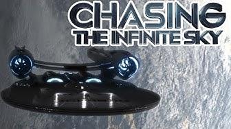 Chasing The Infinite Sky (Star Trek pocket size fan film) in ultra widescreen