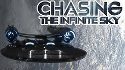 Chasing The Infinite Sky (Star Trek pocket size fan film) in ultra widescreen