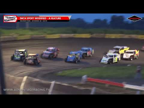Hobby Stock/Sport Modified Features - Raceway Park - 8/4/19
