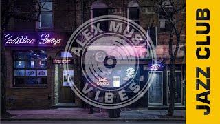 Jazz club - night music