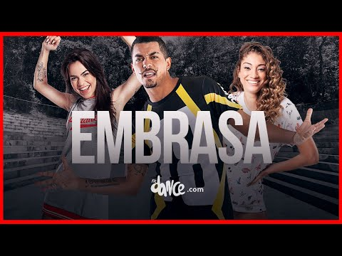 Embrasa - Vitão ft. Luccas Carlos | FitDance SWAG (Choreography) Dance Video