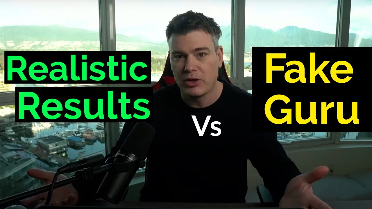 Video #139)  Fake Guru's, Hedge Funds, and Realistic Expectations