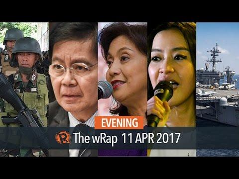 Bohol clash, Lascanas, Uson & Marcos | Evening wRap