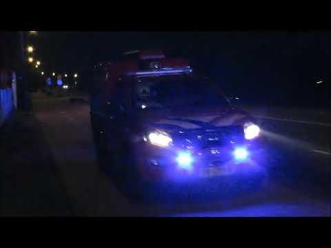 Brandweer Rukt Groot Uit voor Melding Schoorsteenbrand NOORDEINDSEWEG BERKEL EN RODENRIJS