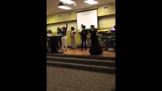 Emerald Smith and Flow Singers-Holiness