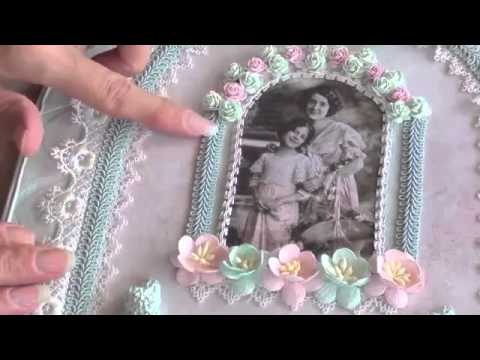 Wild Bunch - Altered Mirror Frame - Tricia