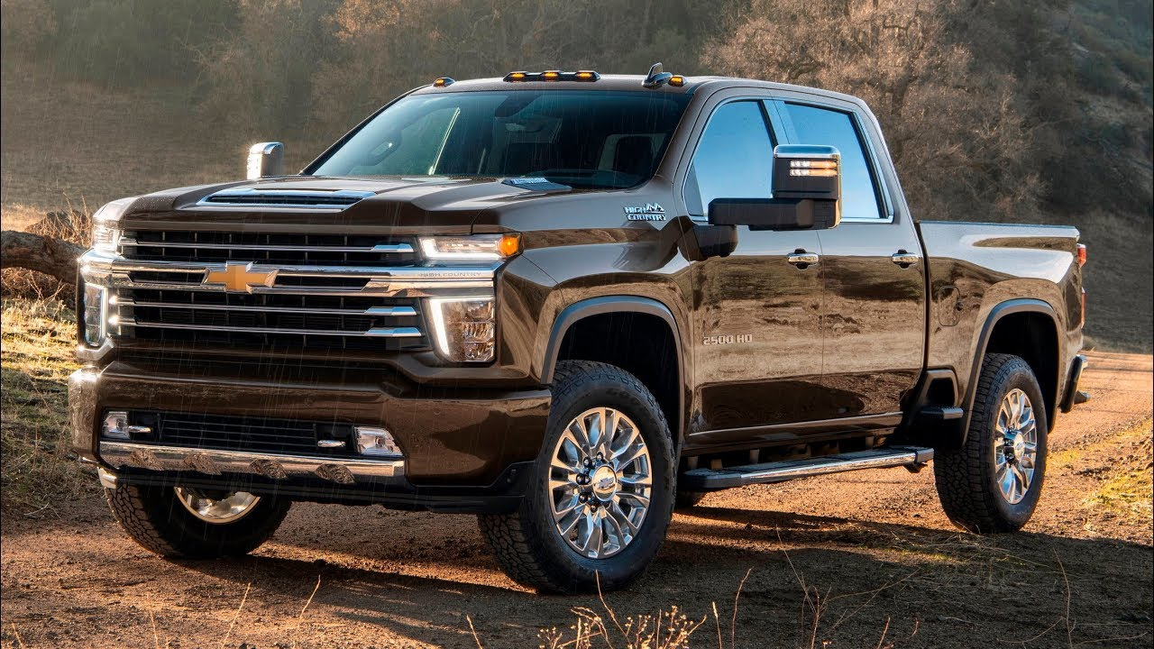 2020 Chevy Silverado Hd New Concept