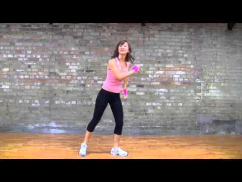 Zumba Merengue Dance--