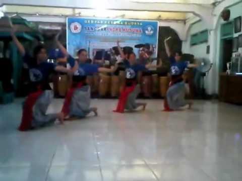 Cinta Nusa Dance by Sanggar Indera Kusuma