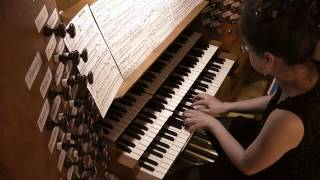 Maria-Magdalena Kaczor plays Toccata and Fuga d-moll BWV 565
