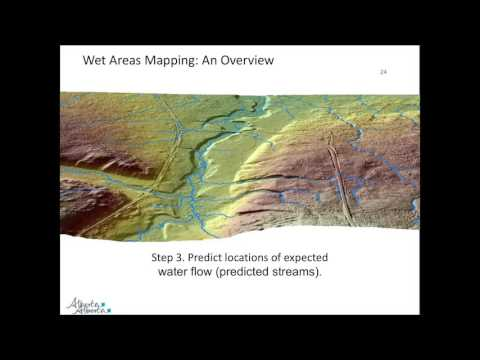 Chris Bater - Recent Innovations in the Wet Areas Mapping Model