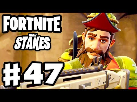 Just Another Day In Fortnite! High Stakes Getaway! - Fortnite - Gameplay Part 47