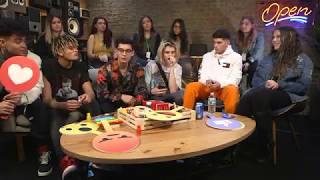 PRETTYMUCH Live at Facebook HQ