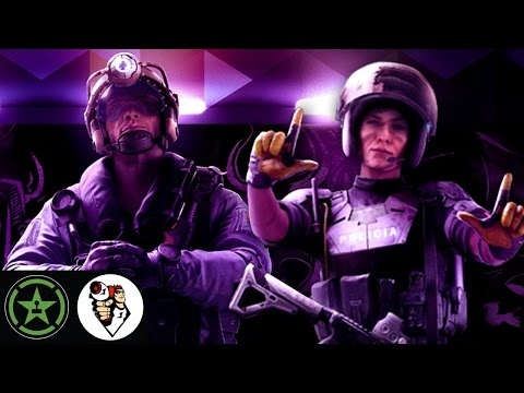 Let's Play - Rainbow Six Siege: Velvet Shell