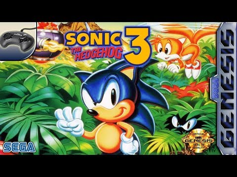 Longplay of Sonic the Hedgehog 3