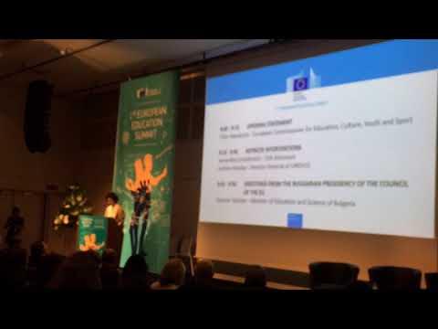1st EU Education Forum in Brussels