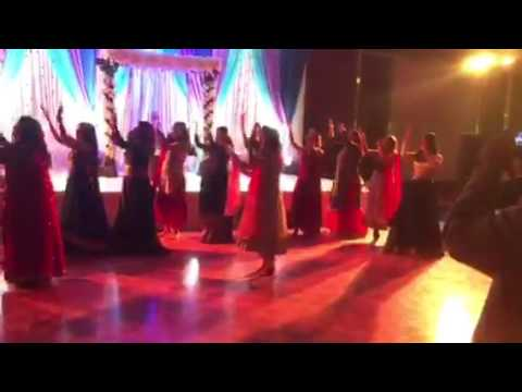 Kabira encore Bano re bano Bollywood wedding dance