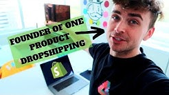 How to Build a One Product Dropshipping Store | Scott Hilse 2019