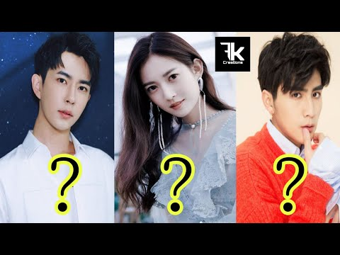 The Love Lasts Two Minds 2020   Cast Real Ages   New Chinese Drama   FK Creation