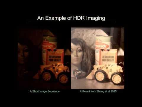 Small Image Sensors and Big Visual Data