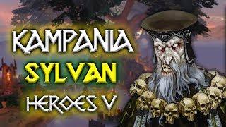 ⚔️ Heroes of Might and Magic V - Kampania Sylvan *Zakończenie* - Na żywo